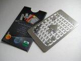 カード型グラインダー/クラッシャー【トランプ-スペード】