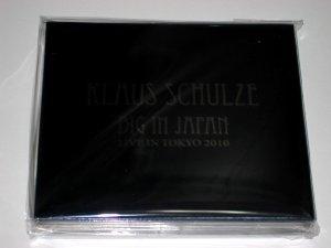 """画像1: 【DVD+2CD】KLAUS SCHULZE/BIG IN JAPAN """"LIVE IN TOKYO 2010"""""""