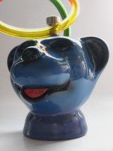 セラミック(陶器製)水パイプ【Bear/ベア】