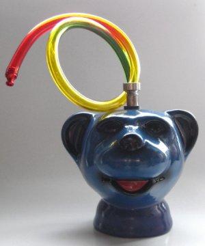画像2: セラミック(陶器製)水パイプ【Bear/ベア】