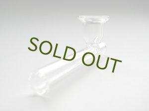 画像2: パイレックスガラス製スチームローラーパイプ