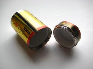 画像4: 単一電池型スタッシュケース/シークレットケース