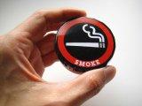 【SALE】budbomb社製スタッシュ缶ピルケース【ジョイントたばこSMOKE柄】