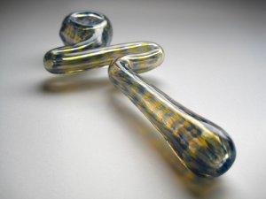 画像4: パイレックス製ガラスパイプ【ZIGZAG】