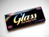 Glass clear キングサイズ 100%天然植物繊維セルロースペーパー巻紙